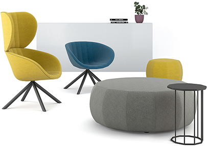 Informal meeting furniture