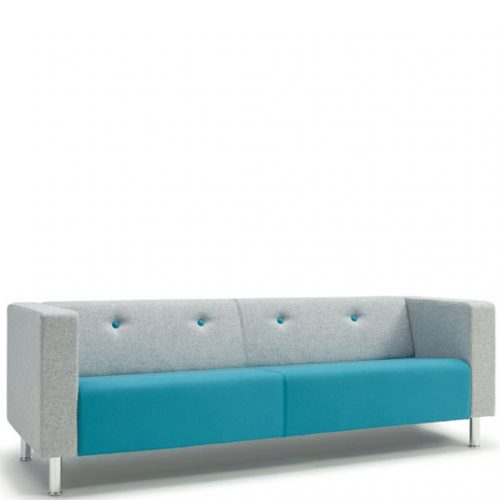 Jensen three seater sofa