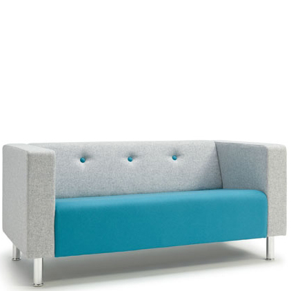 Jensen two seater sofa