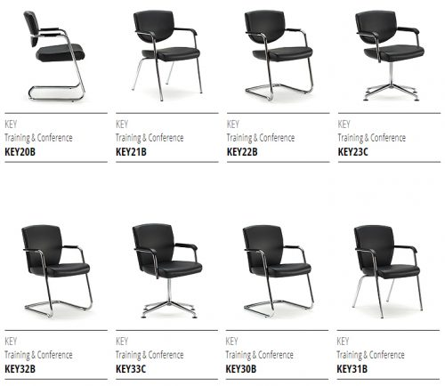 Pledge Key Chair Range
