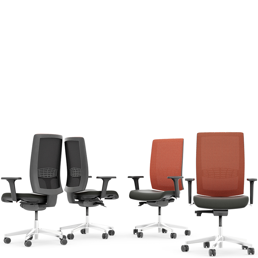 Tiverton Operator Chair T990adj Hsi Office Furniture