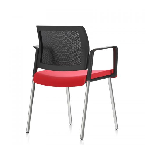 Kind mesh meeting chair - kdmc22b