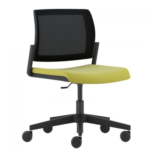Kind mesh swivel chair - kdmc43b