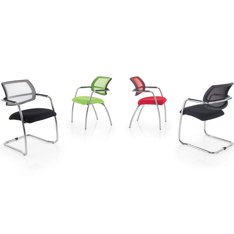 Matrix mesh meeting chairs