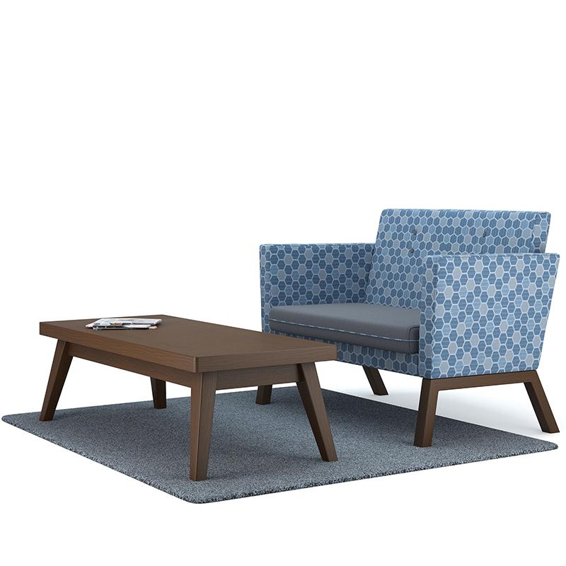 Me, Myself & I Sofa - Pledge Seating