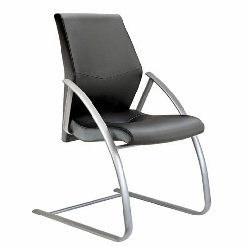 Ocean cantilever meeting chair