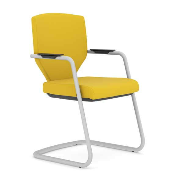 Pledge Chairs - Quintessential Cantilever Chair