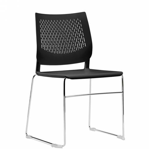 Pledge Vibe VB01 - stacking meeting chair