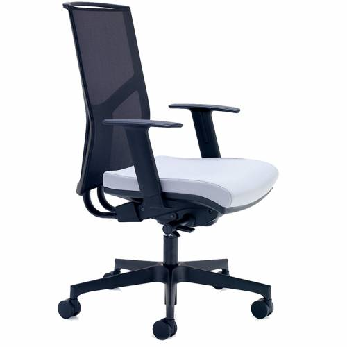 PSI Aeon AeM BLACK10 mesh chair