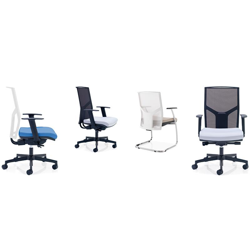 PSI Aeon mesh chair range