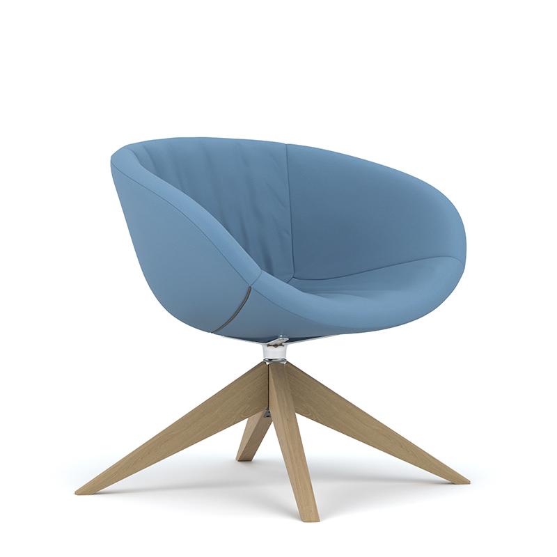Edge Design - Ripple swivel tub chair RP-1W | HSI Office Furniture ...