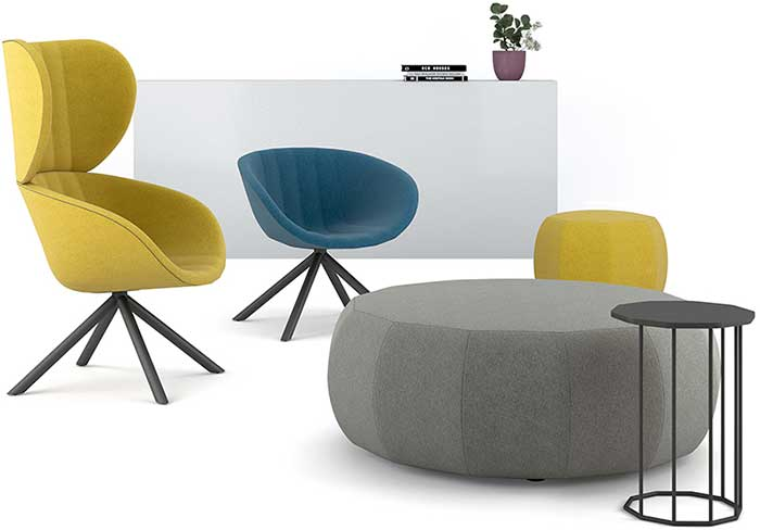 Runna breakout seating