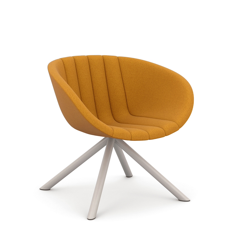 Runna upholstered tub chair