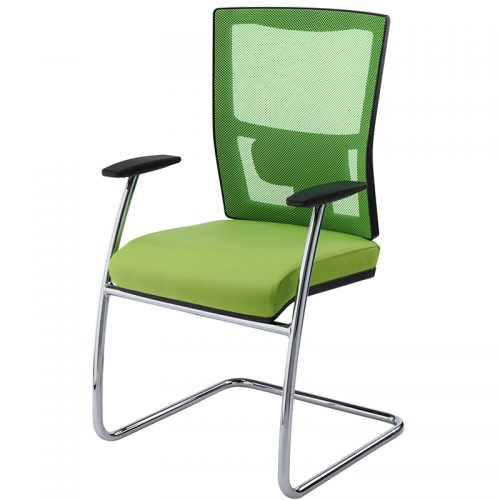 Lite mesh meeting chair