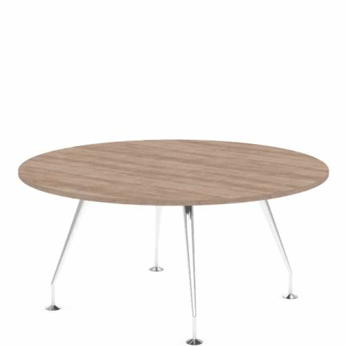 Spire circular meeting table