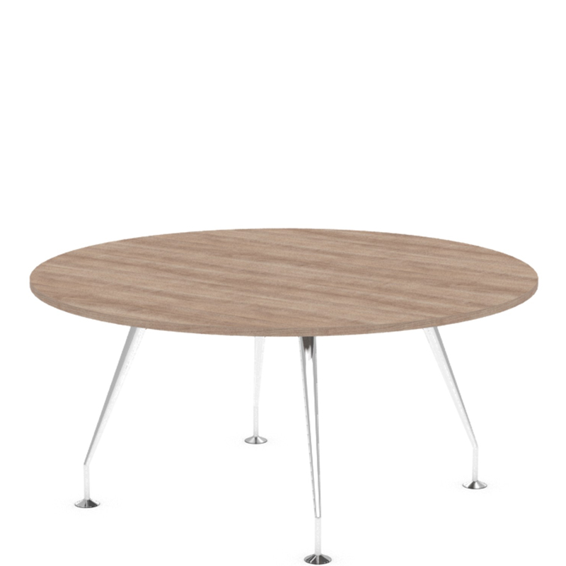 Spire circular meeting table
