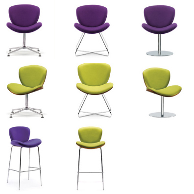 Spirit Lite Seating Range