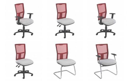 Summit e-lite mesh chair range
