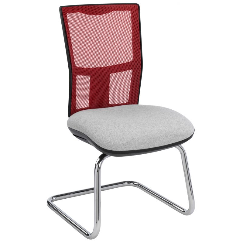 Summit e-lite mesh visitor chair