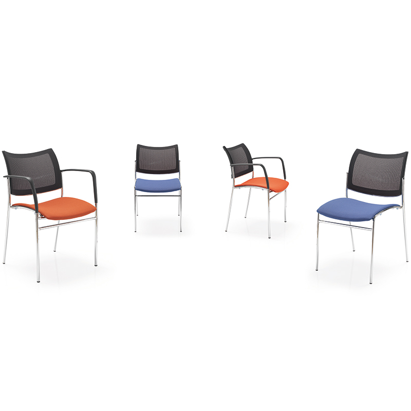 Sweep mesh meeting chair range