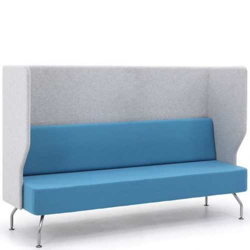 Brix-Up three seater booth