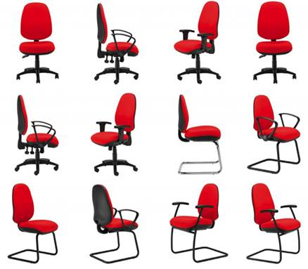 Tiverton matching office chair range