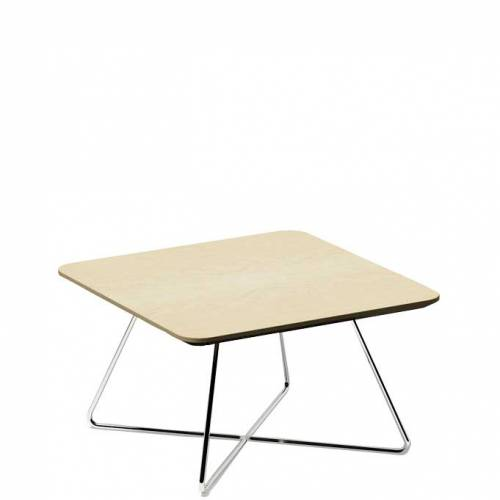 Verco Plus square coffee table - PLU1