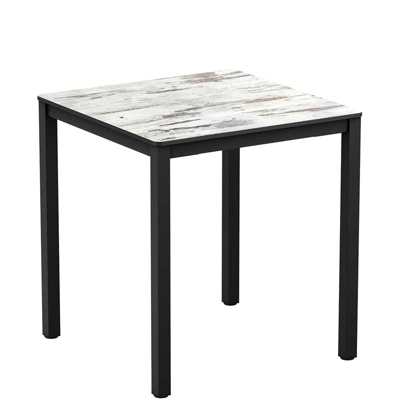 Extrema vintage square table