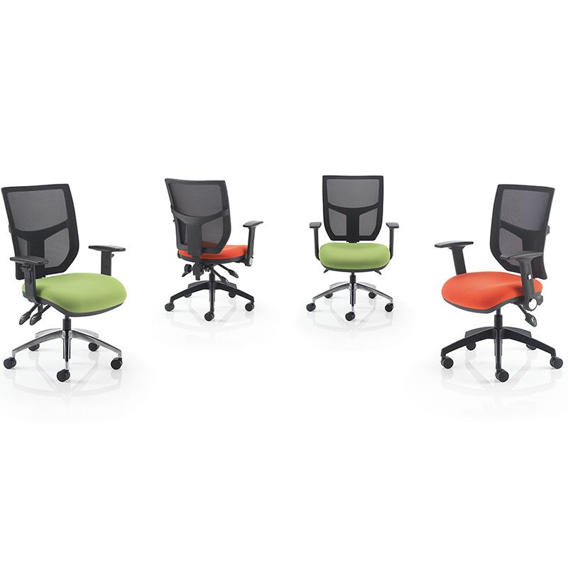 Yarrow mesh task chair range