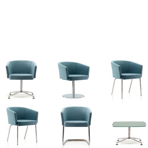 Zone breakout chair range